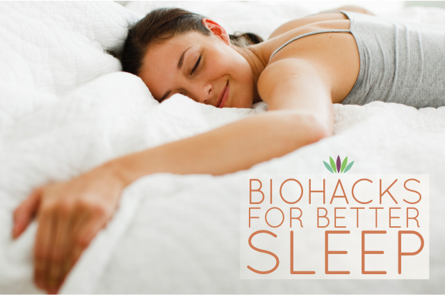 Biohacking Sleep – Plant Based Academy